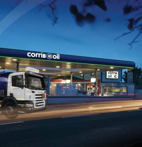 Corrib Oil Header - Stocktaking Success - EasyCount.io