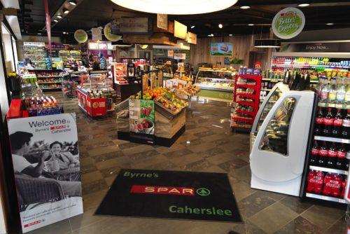 Caherslee Store Entrance (1)