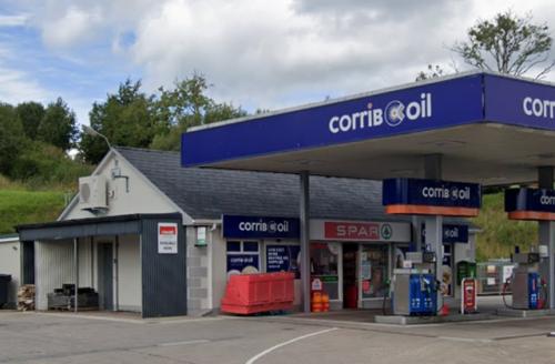 Corrib Oil Station