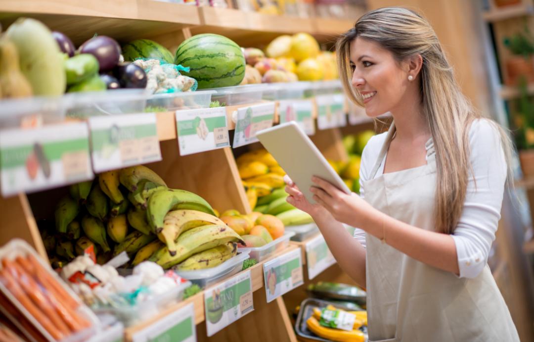 DigiTally Food Inventory