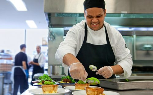 Compass Group Chef