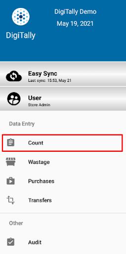 count app