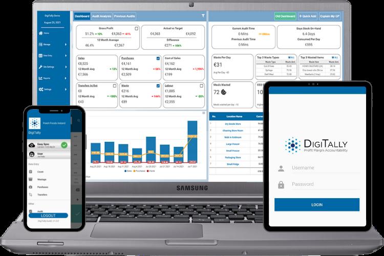 DigiTally App + Platform